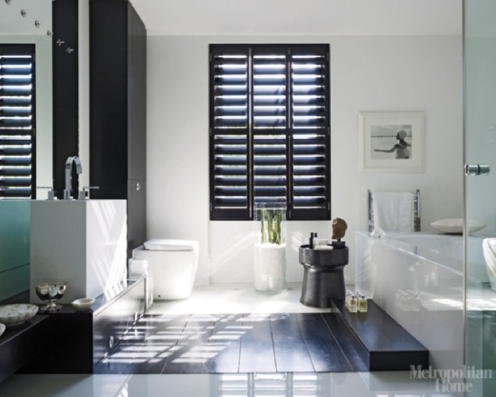 Kelly hoppen bathroom just gorgeous interior bathrooms for Townhouse bathroom ideas