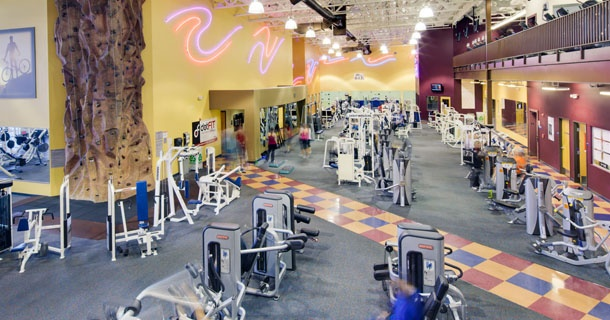 california family fitness grove
