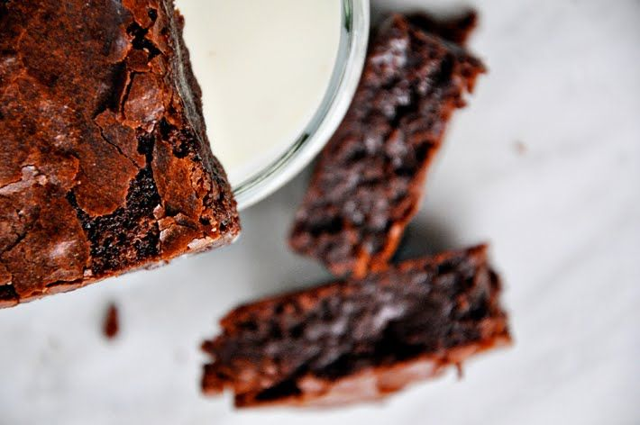 Brown Butter Brownies   Waiting List   Pinterest