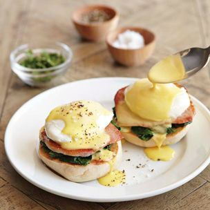 Irish Bacon Benedict | MAIN: Breakfast | Pinterest