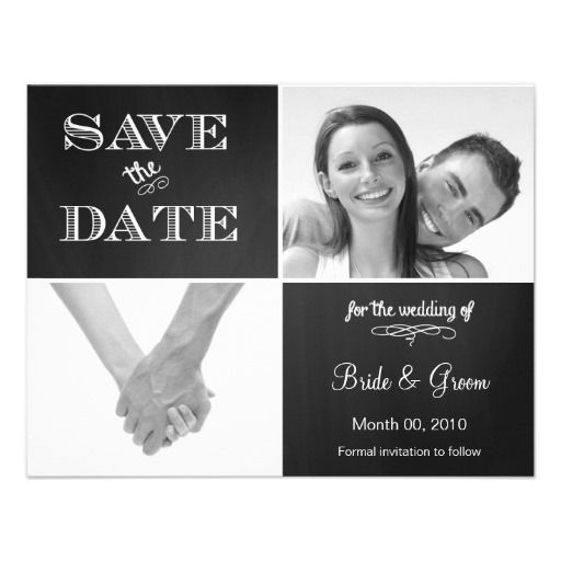 Save The Date - Rustic Wedding Announcement - Save The Date Magnet ...