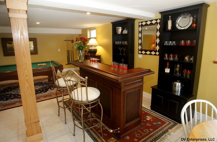 Man Cave Bar Items : Must have items for the ultimate man cave