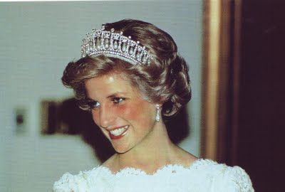 Wedding Gifts Queen Elizabeth : Queen Elizabeth gave this tiara to Diana, Princess of Wales as a ...