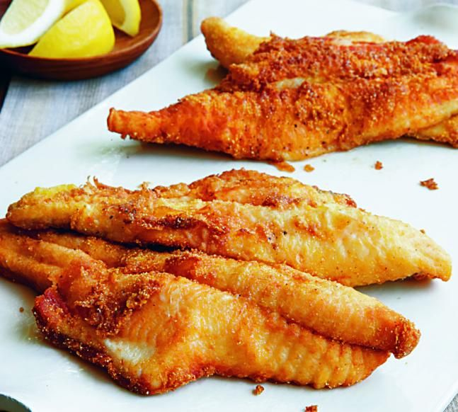 Fried Catfish | Fish and seafood | Pinterest