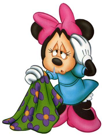 Tired Minnie
