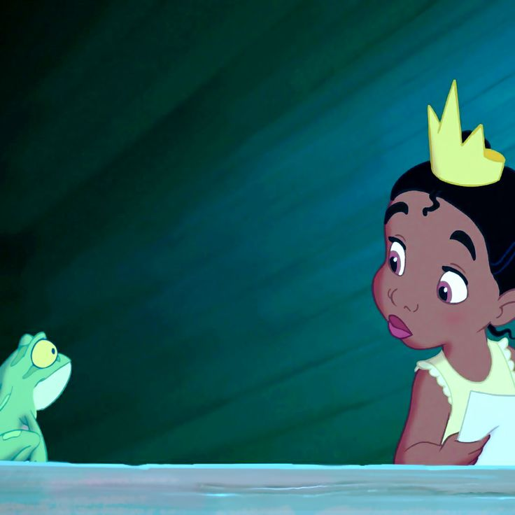 The Princess And The Frog Walt Disney Productions The Princess And The Frog Frog