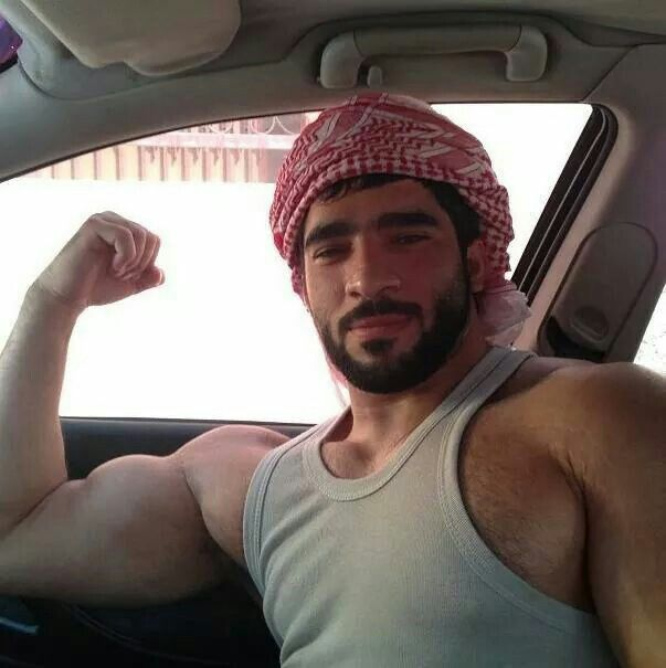 video hung arab dude