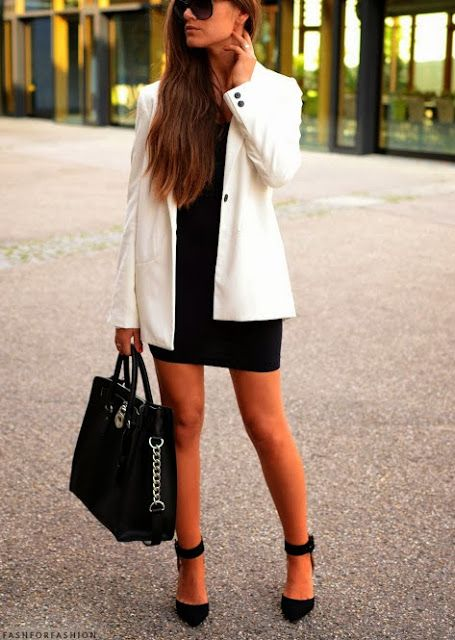 Nice Black and White Style