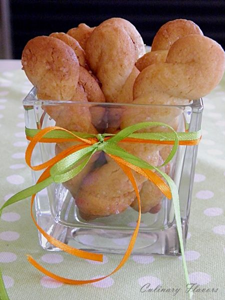 Greek Easter Cookies | Koulourakia | sweet treats | Pinterest