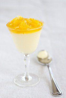 Buttermilk pudding recipe on Food52.com