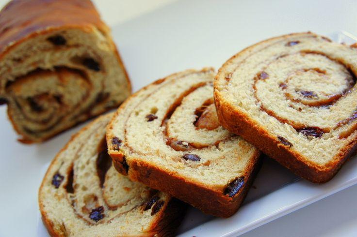 Cinnamon Raisin Bread   Eating   Pinterest