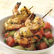 Thai Shrimp with Watermelon Salsa, this weber grill site has some ...