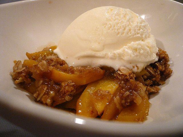 Southern Peach Cobbler Recipe | Food | Pinterest