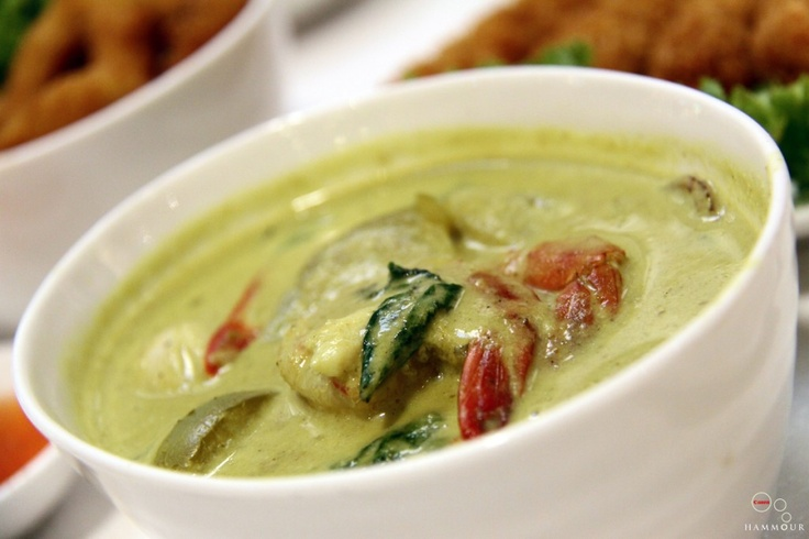 Green Curry Soup | Food | Pinterest