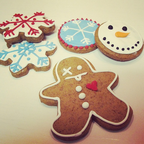 gingerbread cookies | Cakes, cookies... sweet stuff I make! | Pintere ...