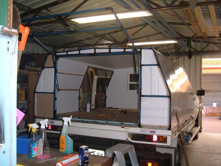 Unique Camper Trailers Homemade Camper Teardrop Campers Teardrop Trailers