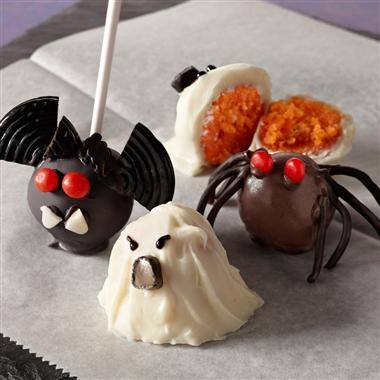 Creepy Crawly Cake Truffles will be an instant favorite for the entire ...