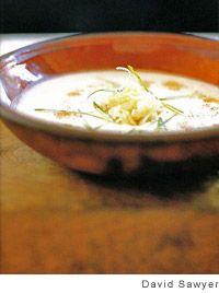 Spicy Swiss Potato Soup | Recipe