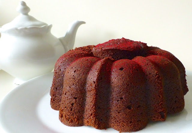 Nigel Slater's (extremely moist) Chocolate, Beet & Espresso Cake