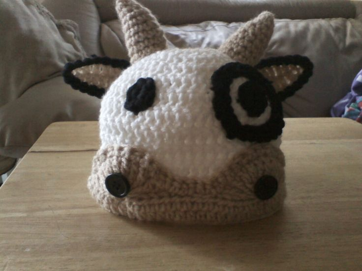 Crochet Pattern Cow Hat : crochet cow hat pattern by Shaye Finch Crochet Projects ...