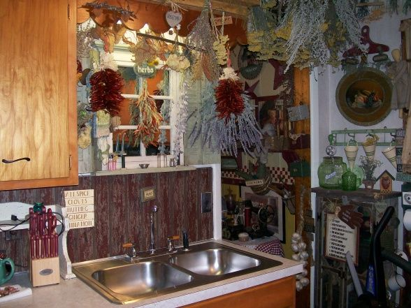 Primitive Country Kitchen Ideas Primitive Kitchen Country Home