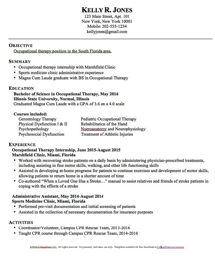 Really Free Resume Templates 20.07.2017