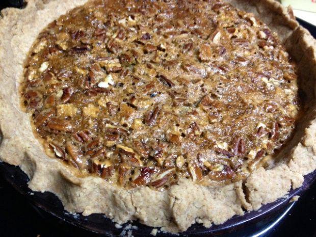 Maple Bourbon Pecan Pie | Perfect Recipes | Pinterest