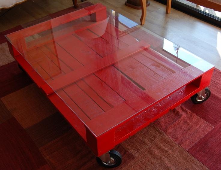 Mesas Eh! Pale  loca por los muebles::  Pinterest