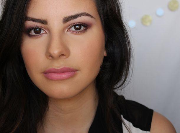 Star Violet: Makeup Look
