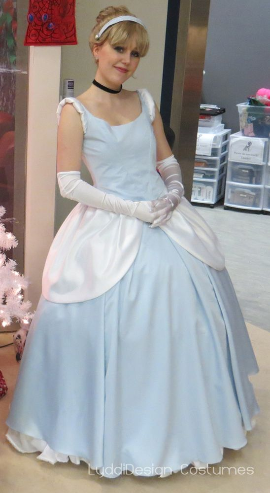 Cinderella Costume Walkthrough