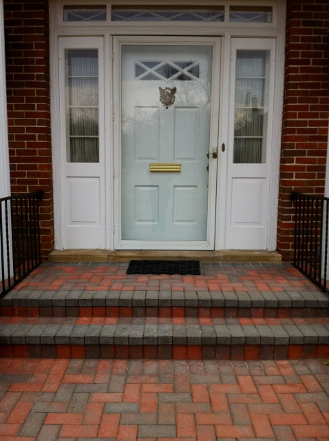 Best Brick Steps Front Porch For The Home Pinterest 400 x 300
