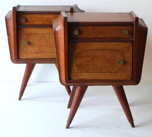 Art deco end tables products i love pinterest - Deco table retro ...