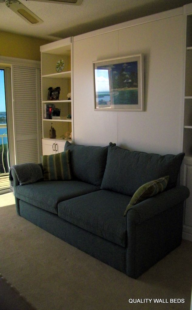 Sofa Wall Bed Murphy Bed Home Bedroom Fold Away Bed Pinterest