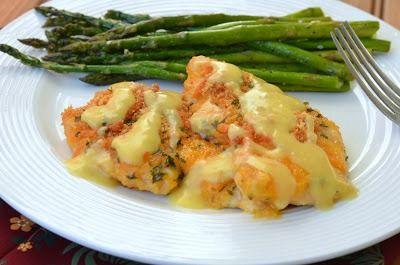 Crispy Cheddar Chicken | Savory Recipes | Pinterest