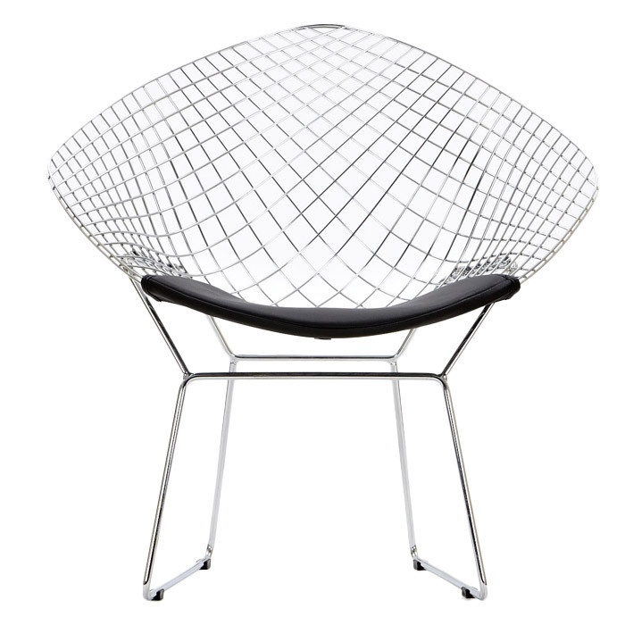 Bertoia diamond lounge chair by knoll design amp products pintere