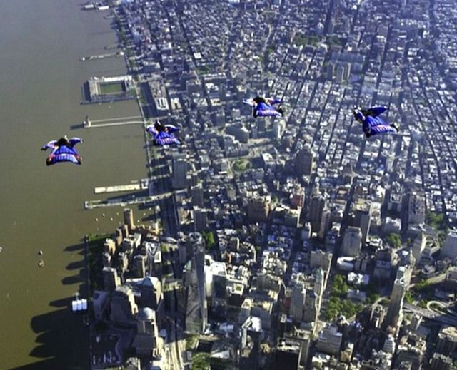 memorial day fly over nyc