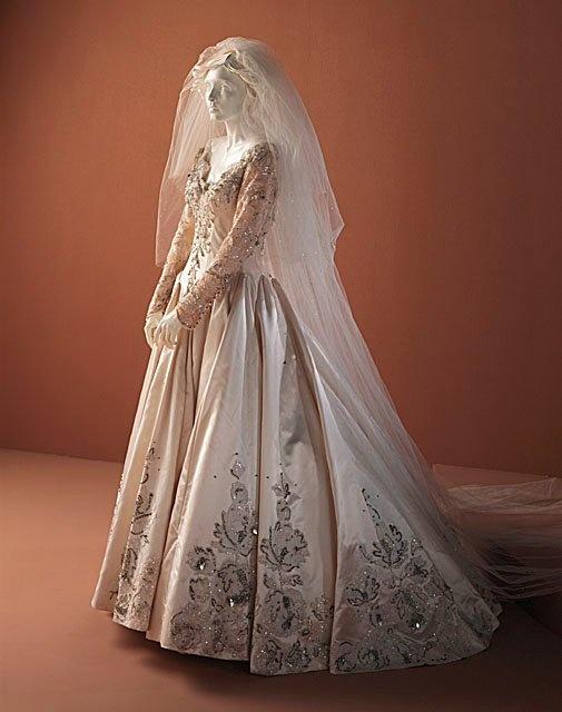 Wedding Dress From 1983