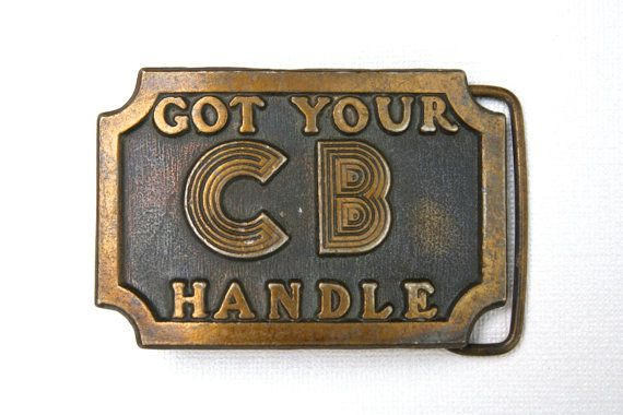 Need some old school CB handles - M