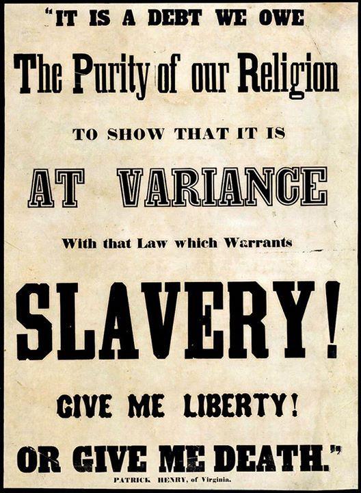 abolitionist slavery essay