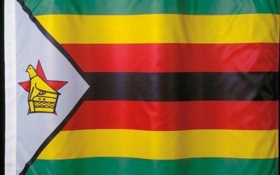 the zimbabwe flag