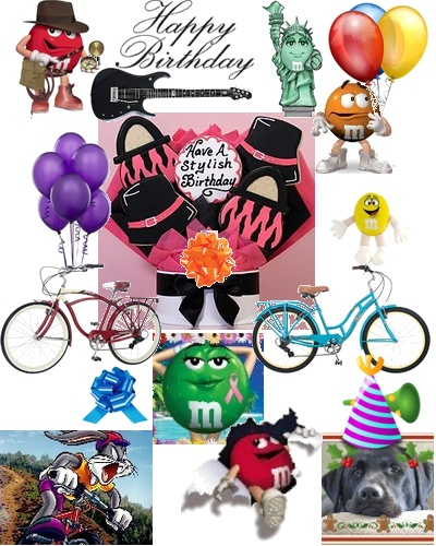 Happy Belated Birthday...   My Kaboodle Styleboards   Pinterest