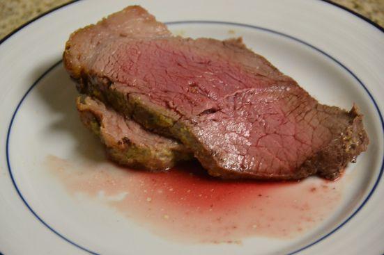Triple Mustard Roasted Beef Tenderloin | Food - Main Dishes | Pintere ...