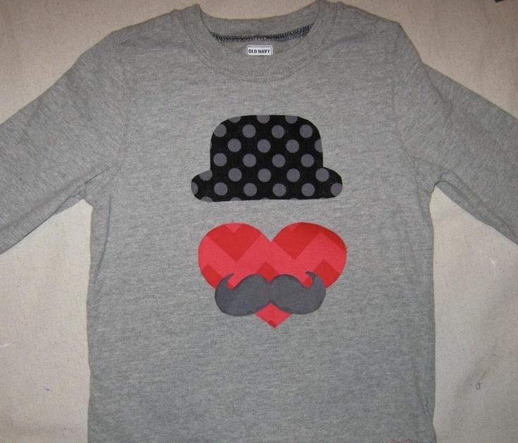 valentines day heart man