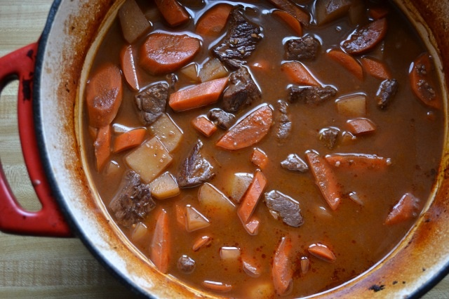 Beef Stew with Potatoes & Carrots | Food Fabulous | Pinterest