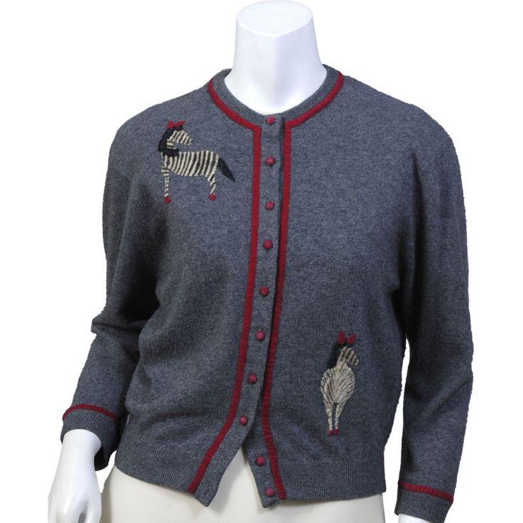 Vintage Pat Baldwin Sweater 107