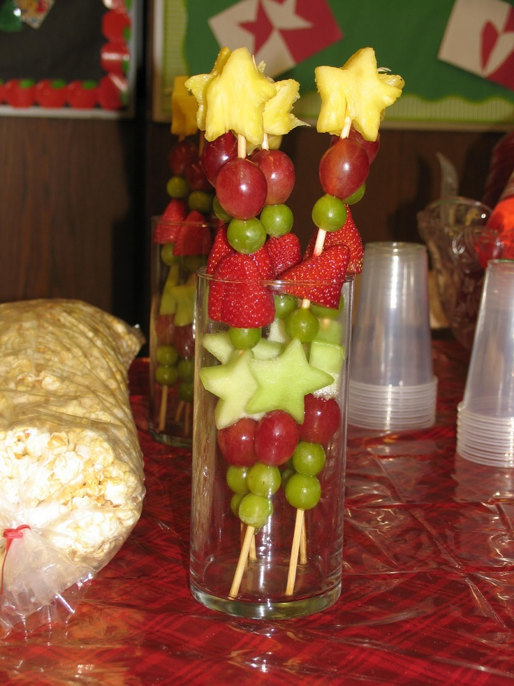 Fairy Fruit Wands | Creative Party Ideas | Pinterest