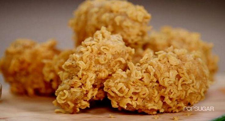 egg ramen recipe poached Drink wings chicken ramen Pinterest  Food &
