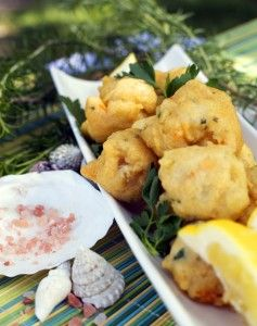 Caribbean salted cod fritters | Meals and other savory foods. | Pinte ...