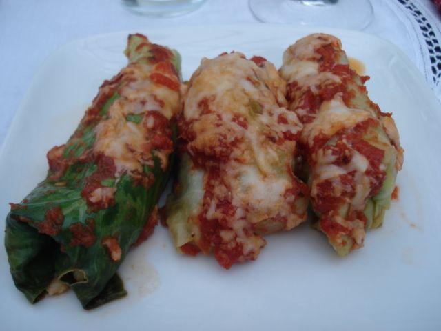Vegetarian stuffed cabbage rolls | Nurture the body | Pinterest