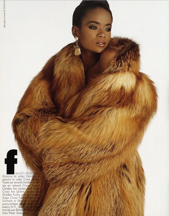 Red Fox Fur Coat | NATIONAL SHERIFFS' ASSOCIATION